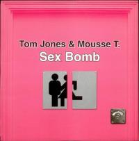 Tom Jones Sex Bomb CD Cover