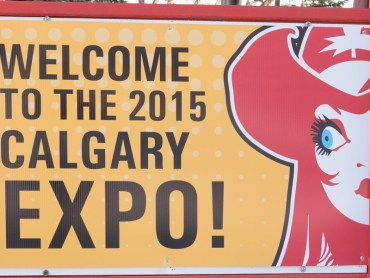 Calgary Comic and Entertainment Expo 2015