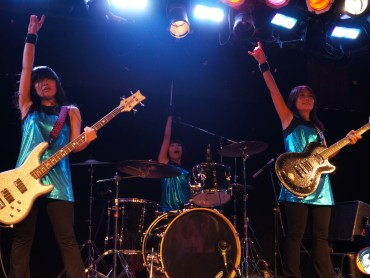 Shonen Knife in Chicago