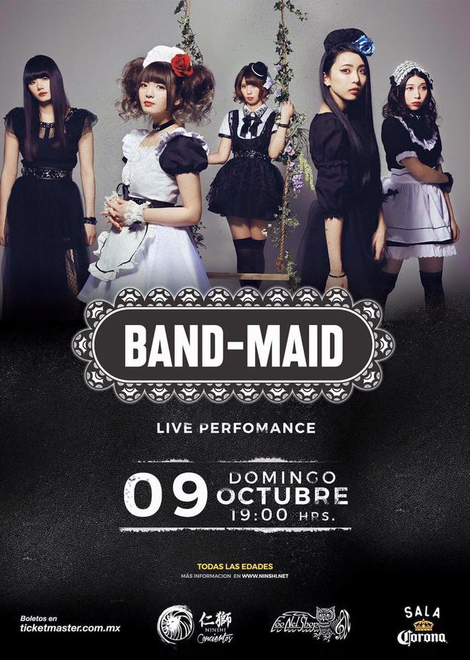 RMMS-BAND-MAID-Mexico-2016-announce-1