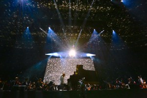 Yoshiki Classical Special with Orchestra at Osaka Castle Hall Dec. 5, 2016​