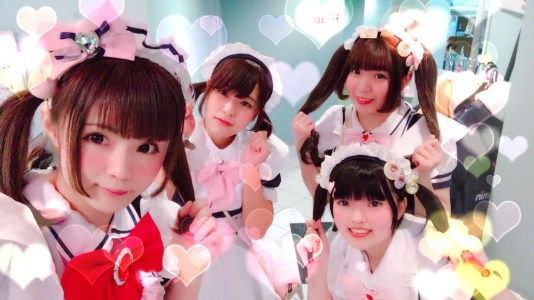 RMMS-maidreamin-Twin-Tail-Day-2018-02-02E