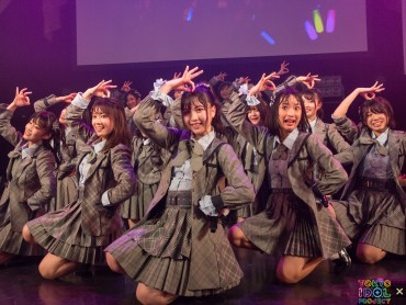 Tokyo Idol Project x @JAM New Year Premium Party 2019