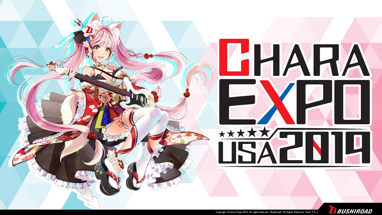 BUSHIROAD ANIME EXPO 2019 ANNOUNCEMENT-22