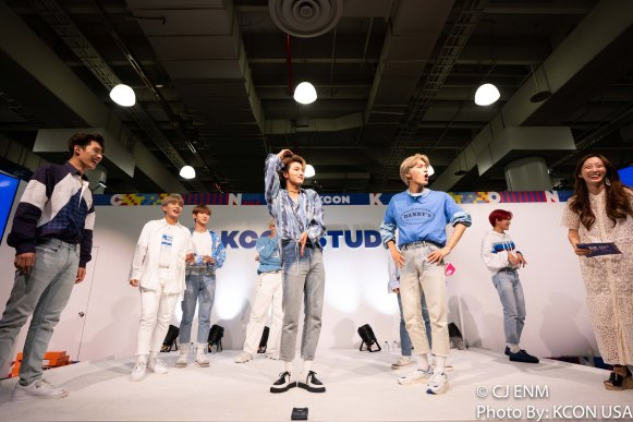 KCON NEW YORK 2019 CONVENTION-45