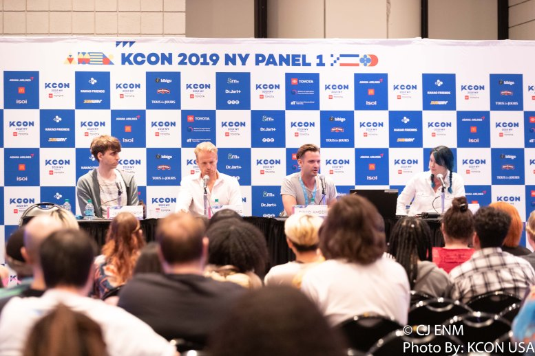 KCON NEW YORK 2019 CONVENTION-83