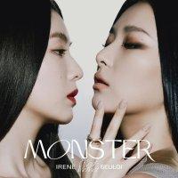 IRENE & SEULGI Monster Cover Art