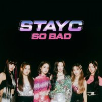 STAYC SO BAD COVER