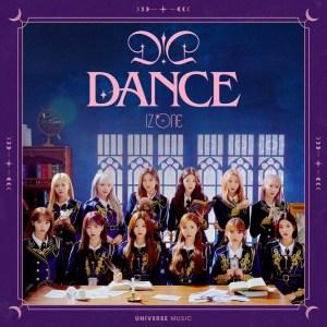 IZONE D-D-DANCE Cover