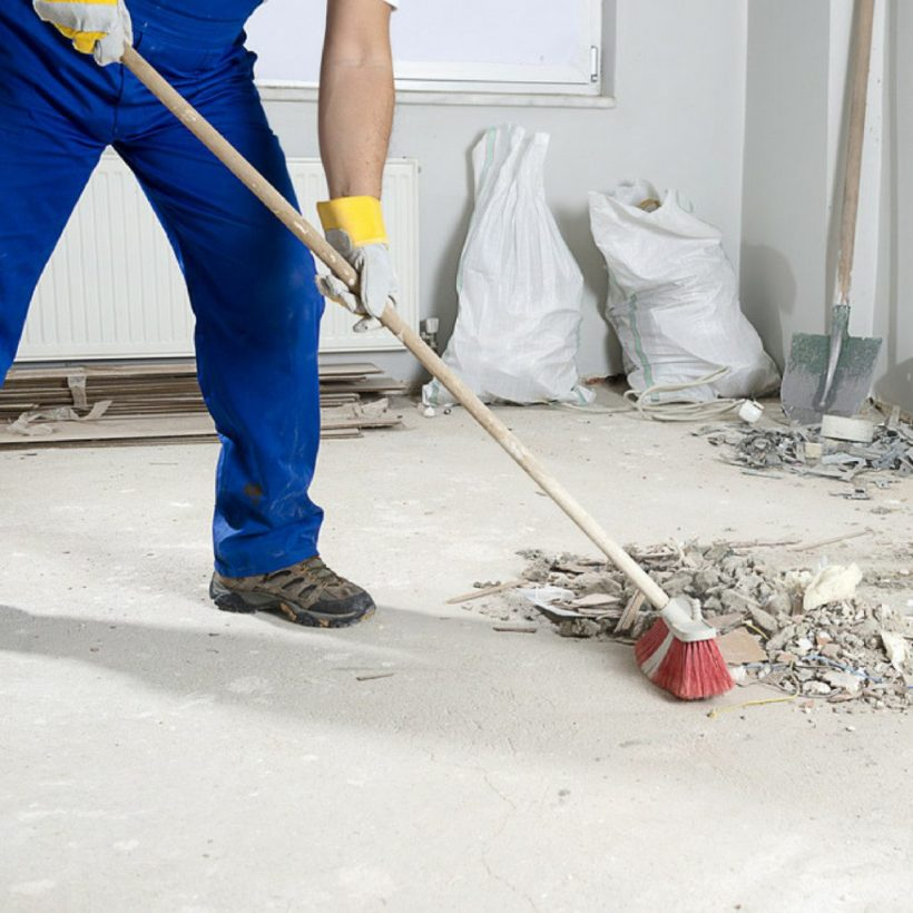 Post-construction cleaning services victoria bc