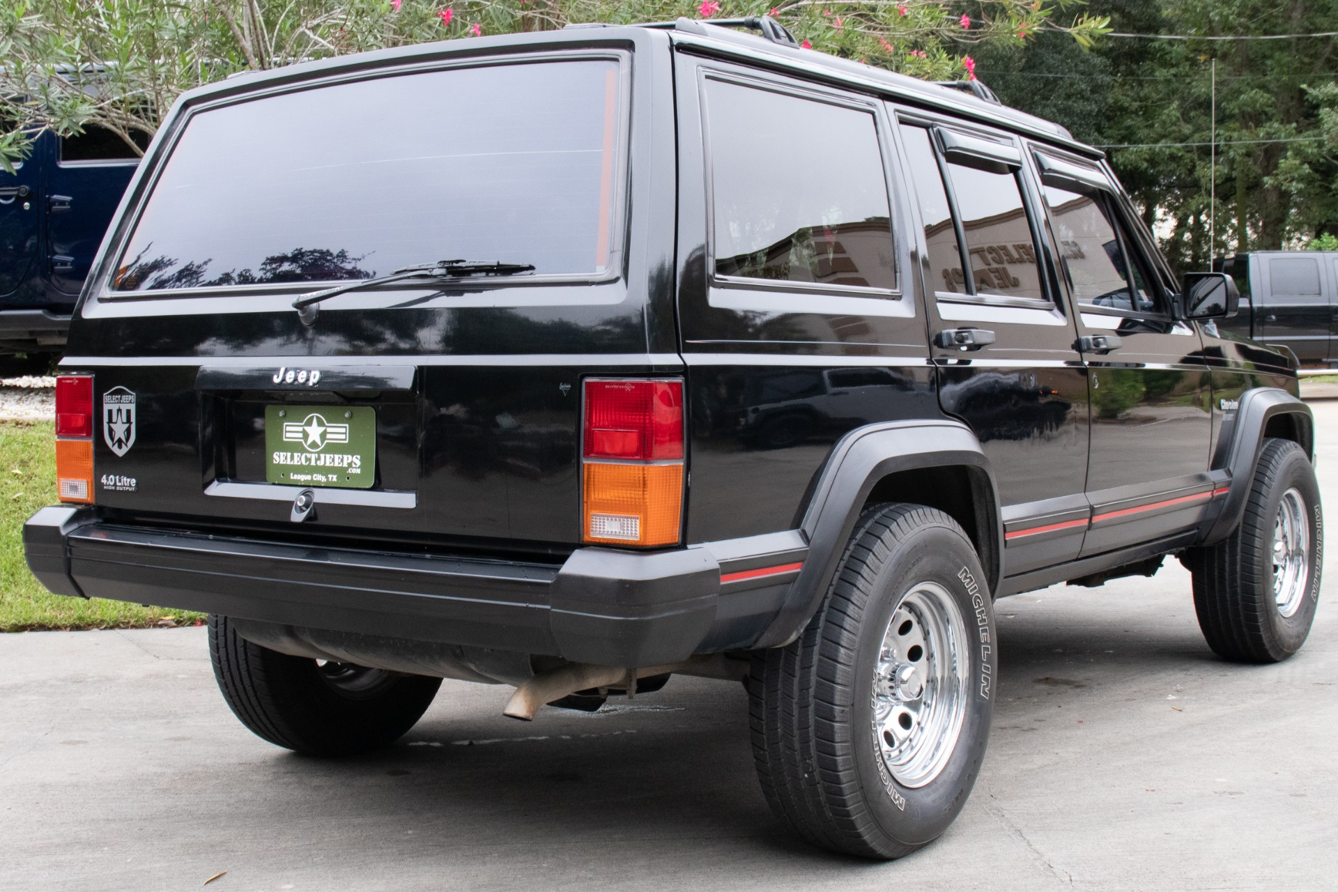 Used 1996 Jeep Cherokee 4dr Sport For Sale ($6,995