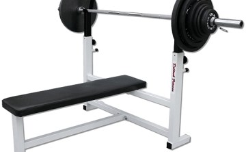 Weight Bench motivation