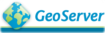 The logo of geoserver
