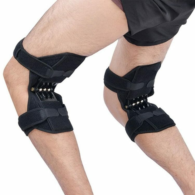 Knee Booster Power Support Knee Pads