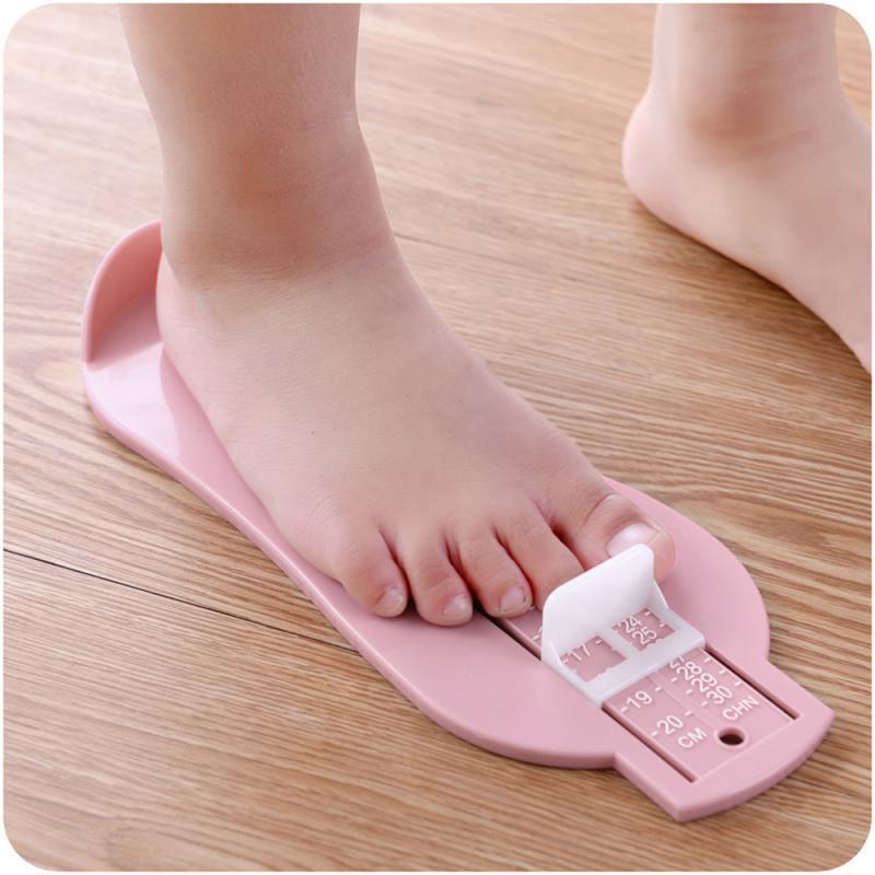 Baby Foot Measure Gauge Shoe Size Measuring Ruler Tool
