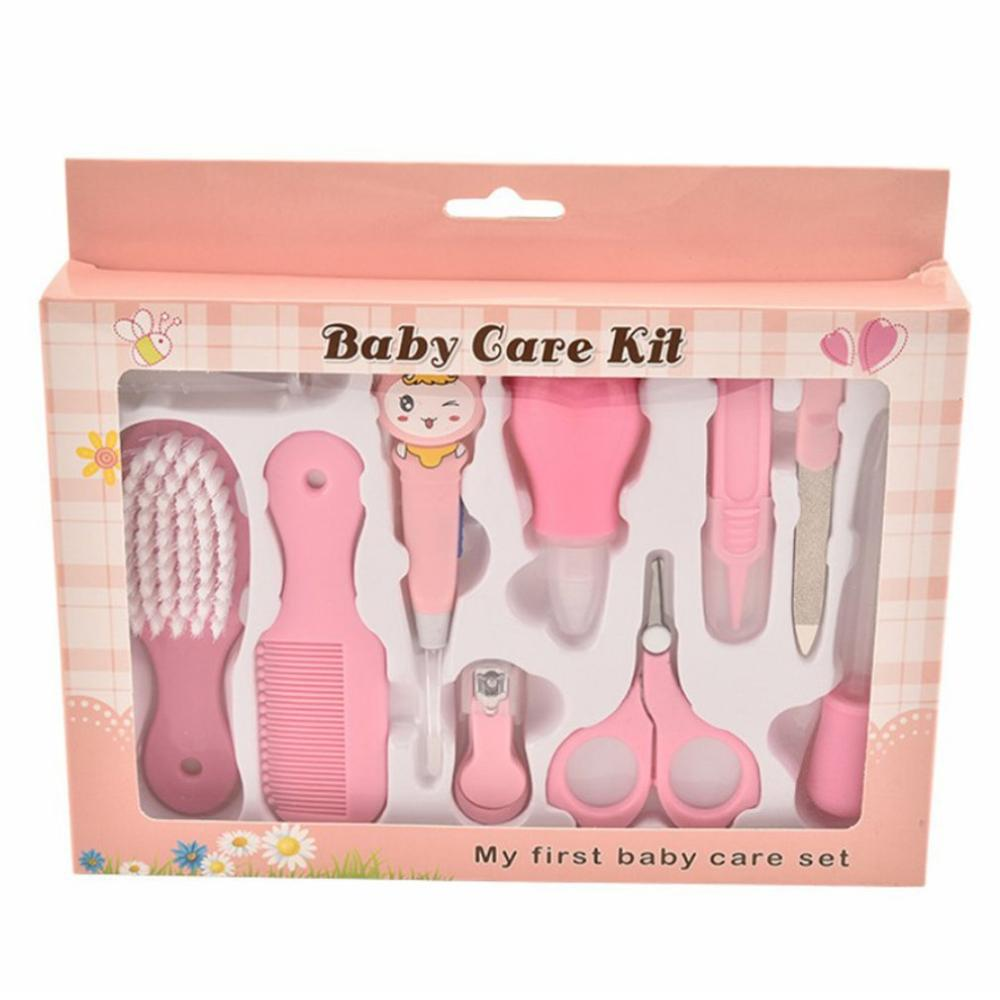 Creative Children Nail Clippers Baby Care Scissors Hair Brush Comb