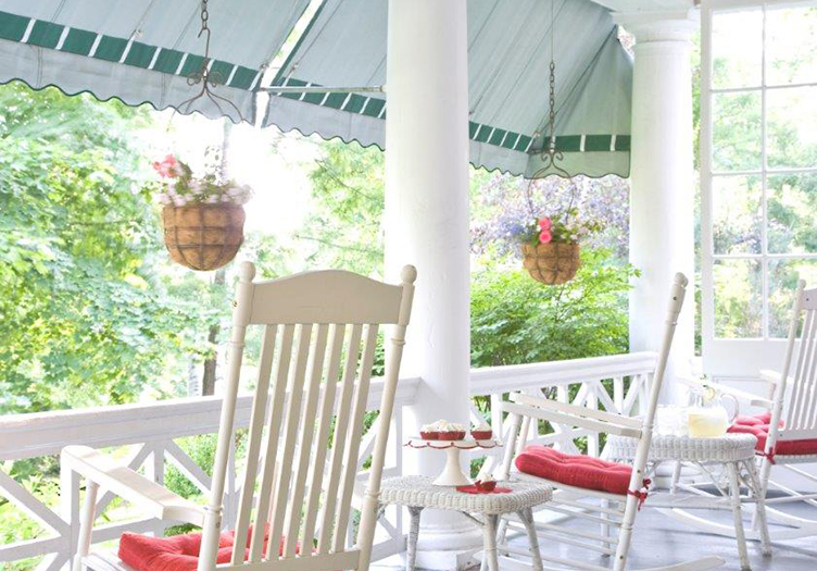 Birchwood-porch