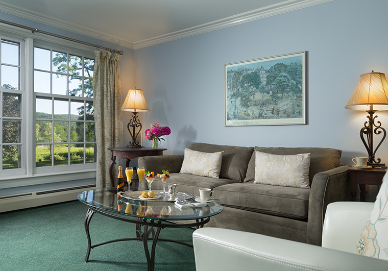 Chesterfield Room Sitting Area