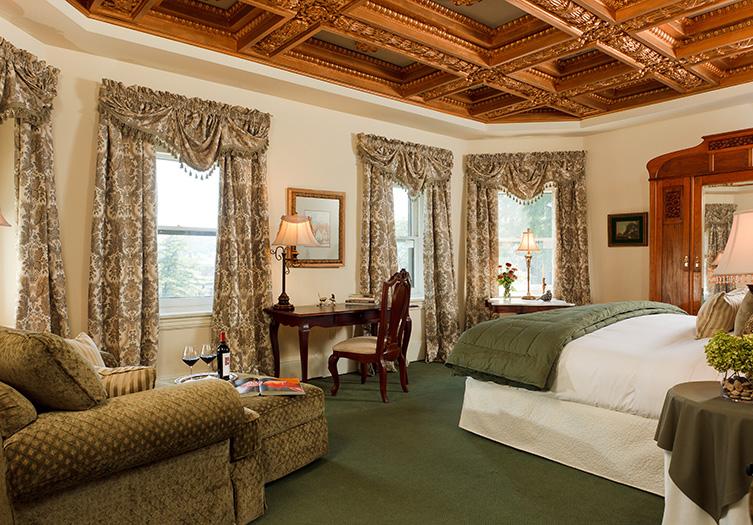 Sayre Mansion Guest Room 2