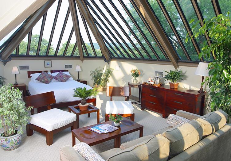 Sayre Mansion Guest Room