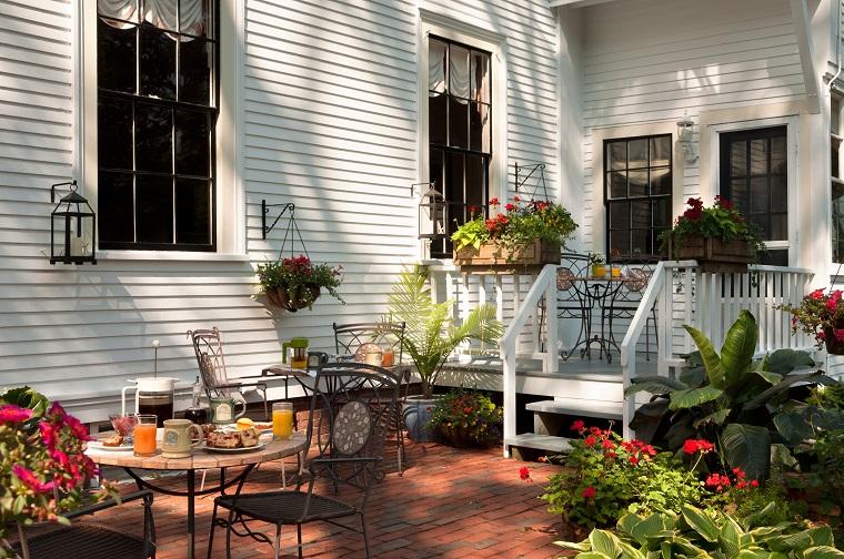 The Inn at Cape Cod Patio
