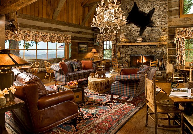 The Swag Interior