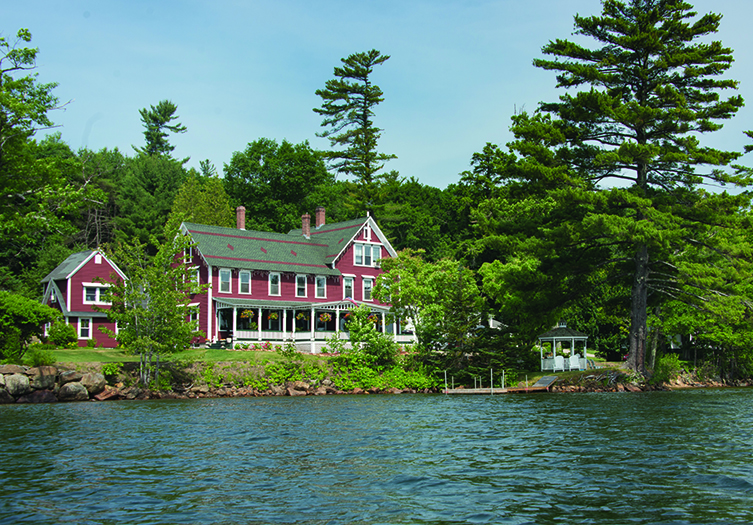 The Lake House at Ferry Point