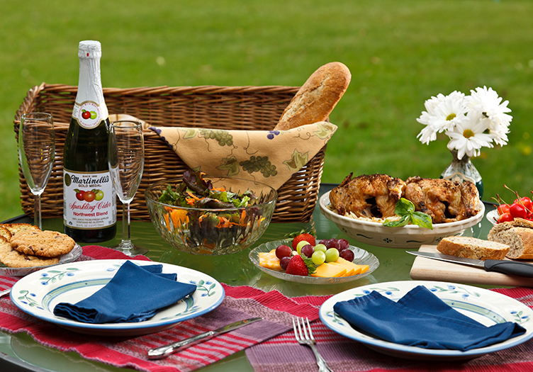 A Packed Picnic