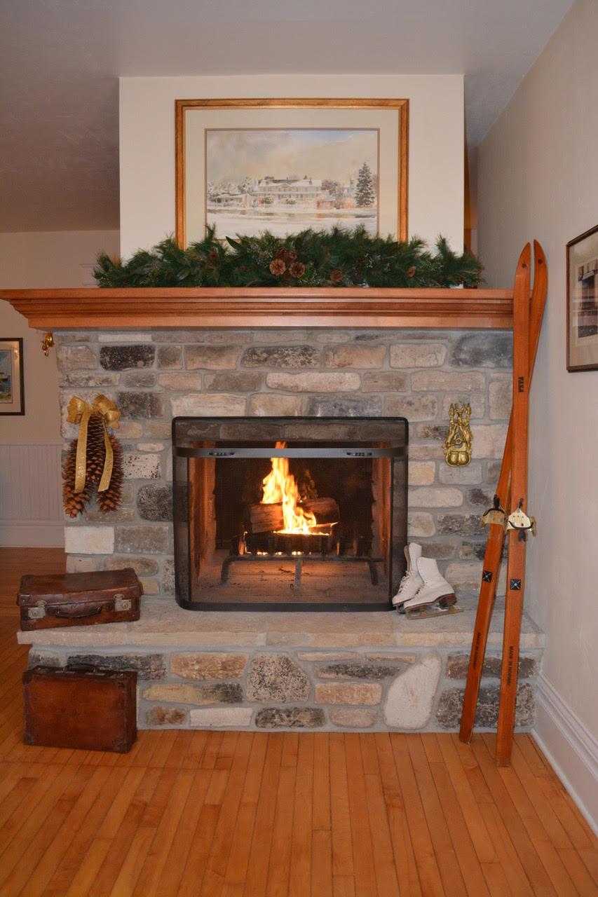 Hillsiide Fireplace