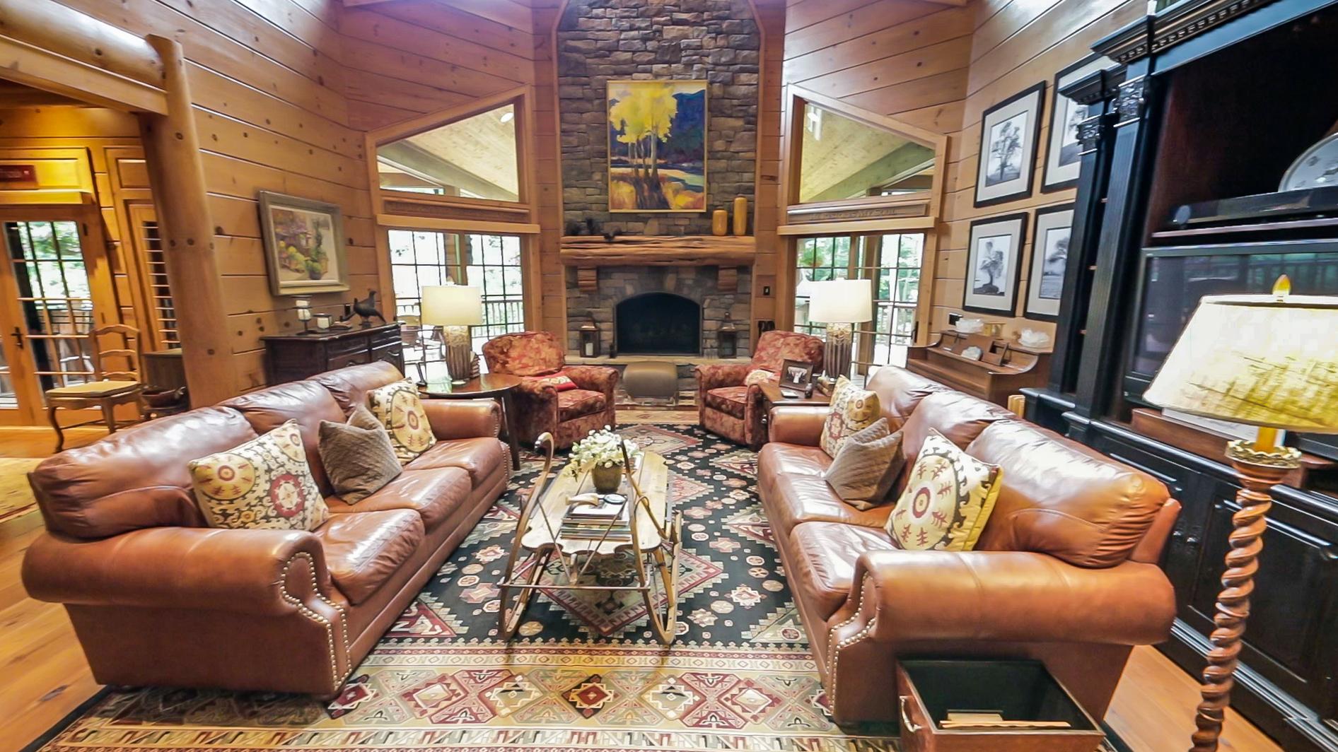 Lodge at River Run Main Room