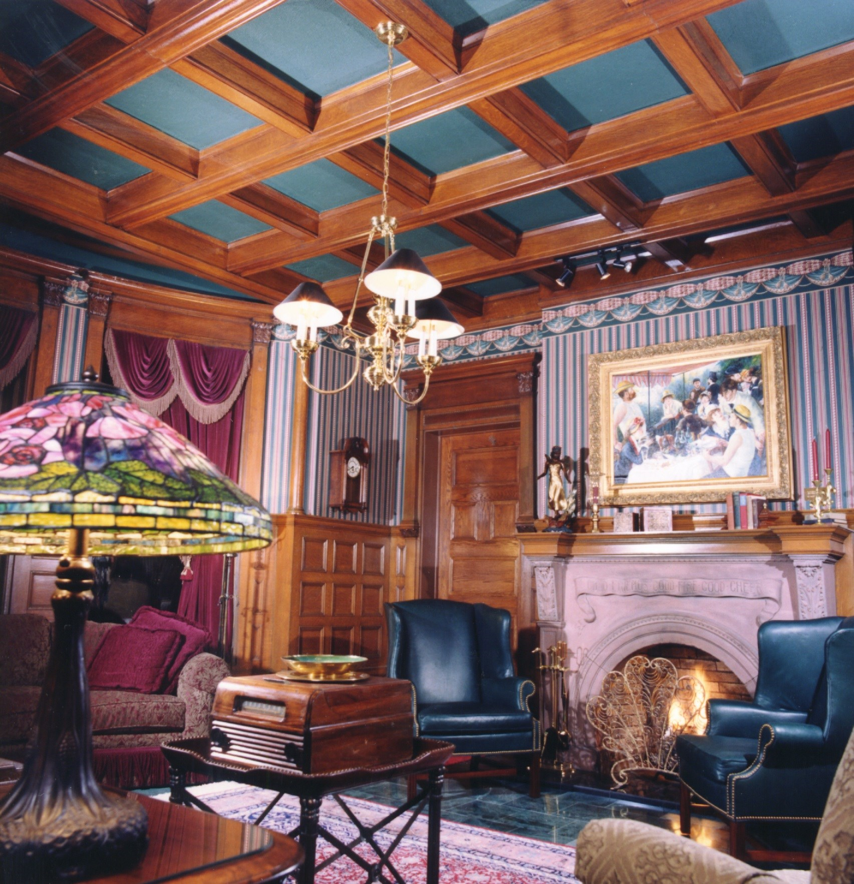 Buhl Mansion Guesthouse & Spa Common Spaces (2)
