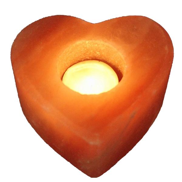 Heart Shaped Tea Light Image