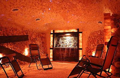 Select Salt Inc. | Salt Cave Construction | Salt Cave of Darien, Connecticut