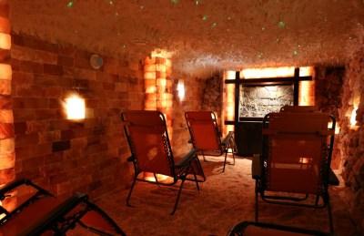 Phrost Salt Cave   Select Salt Construction
