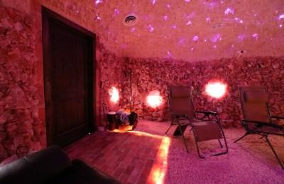 Unique Salt Room Designs