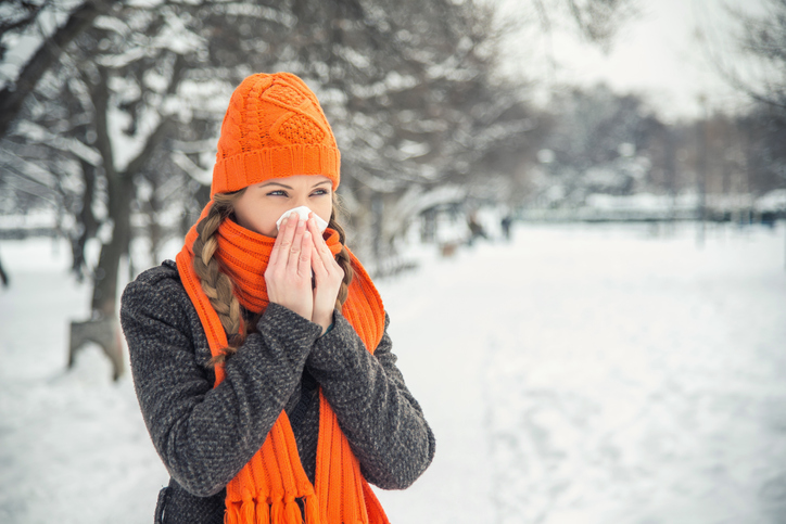 How halotherapy can help you this cold and flu season