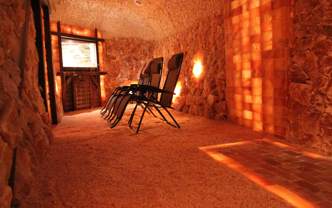The Salt Cave of Kokoro Spa, Owen Sound, Ontario