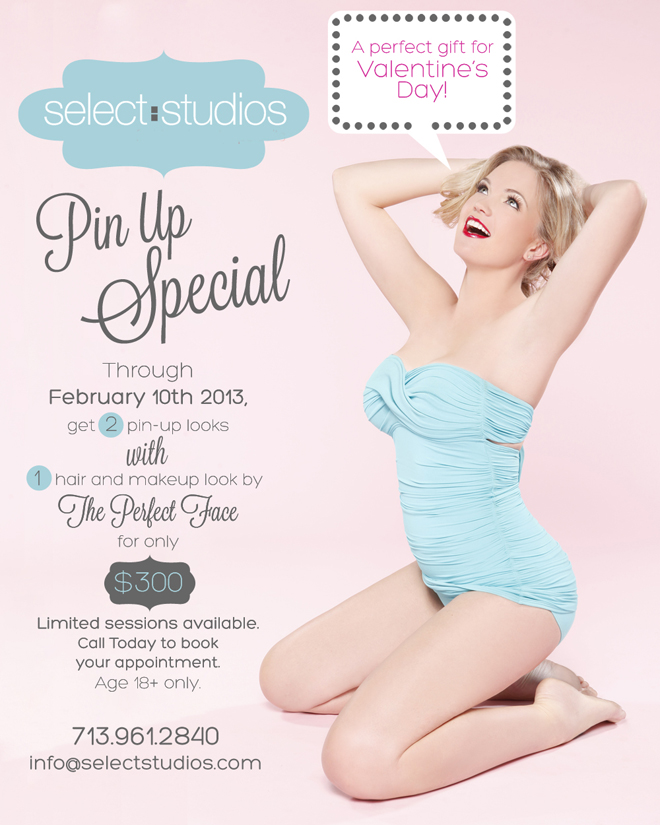 boudoir photography select studios