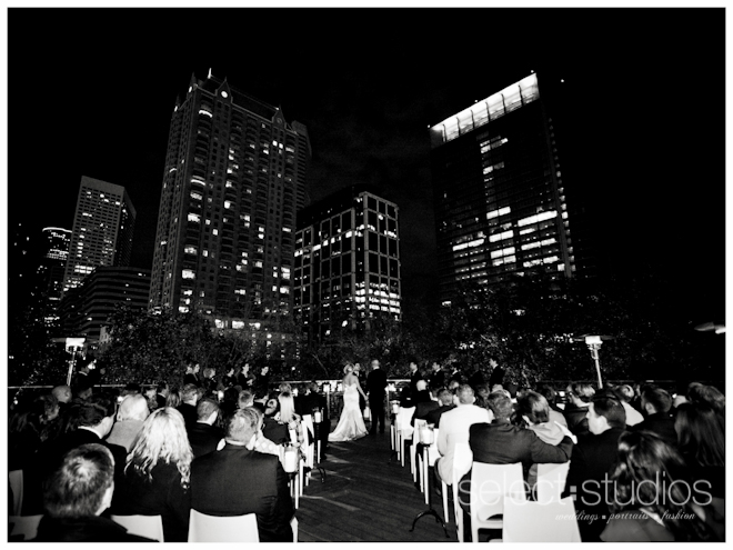downtown houston wedding photography the grove