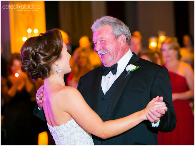 Wedding Photography Father Daughter