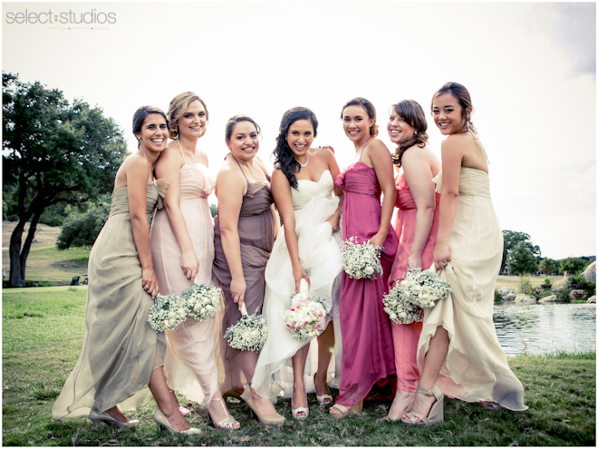 Bridesmaid Photography