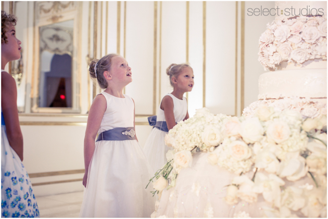 flower girls photography