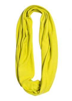 Citronelle Wool Infinity Scarf.