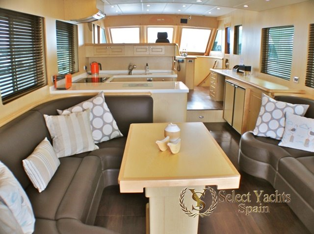 Trawler Clipper Cordova 60     Select Yachts Spain Trawler Clipper Cordova 60 full