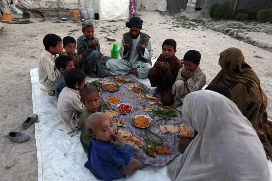 Afghanistan Ramadan  אי־פי