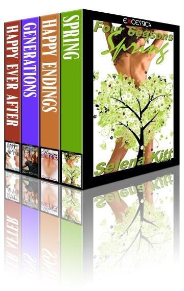 Spring: Excessica Anthology Box Set