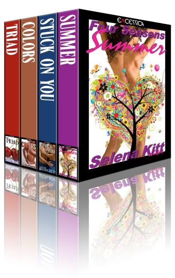 Summer: eXcessica Anthology Box Set