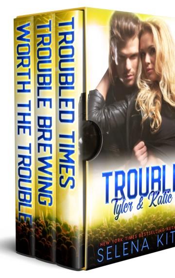 Trouble: Tyler & Katie Boxed Set