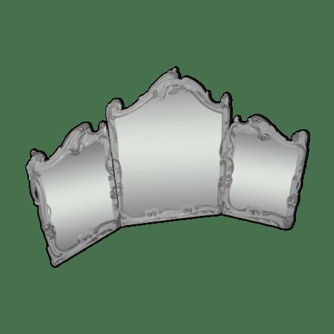 Miroir 3 Volets 200x125cm Selency