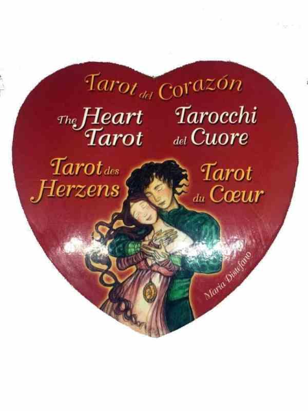 Tarot del corazón para el amor